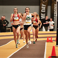 Julianne Labach, Saskatchewan, 2019 U SPORTS Track and Field Championships on Thu Mar 07 at James Daly Fieldhouse. Credit: Arthur Ward/Arthur Images