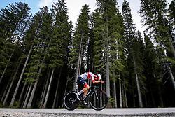 Tadej Pogacar competes at Sloveian Road Cycling Championship Time Trial 2020 Gorje - Pokljuka, on June 28, 2020 in Pokljuka, Slovenia. Photo by Matic Klansek Velej / Sportida