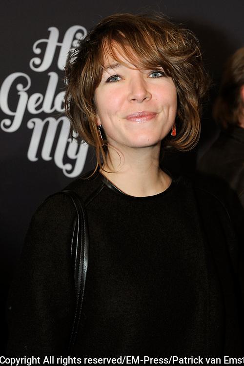 Premiere Hadewych Minis als Rachel Hazes in Hij Gelooft in Mij in het De La Mar Theater, Amsterdam.<br /> <br /> Op de foto:<br /> <br />  Marike Jager