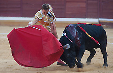 AUG 30 2013 Bullfighting in Spain