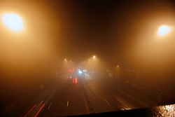 UK ENGLAND LONDON 15NOV10 - Potential LED test site on the A40 at Greenford, west London.<br /> <br /> jre/Photo by Jiri Rezac<br /> <br /> © Jiri Rezac 2010