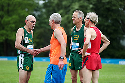 Mixed One Mile Masters, Charlie Muse,  <br /> 2019 Adrian Martinez Track Classic