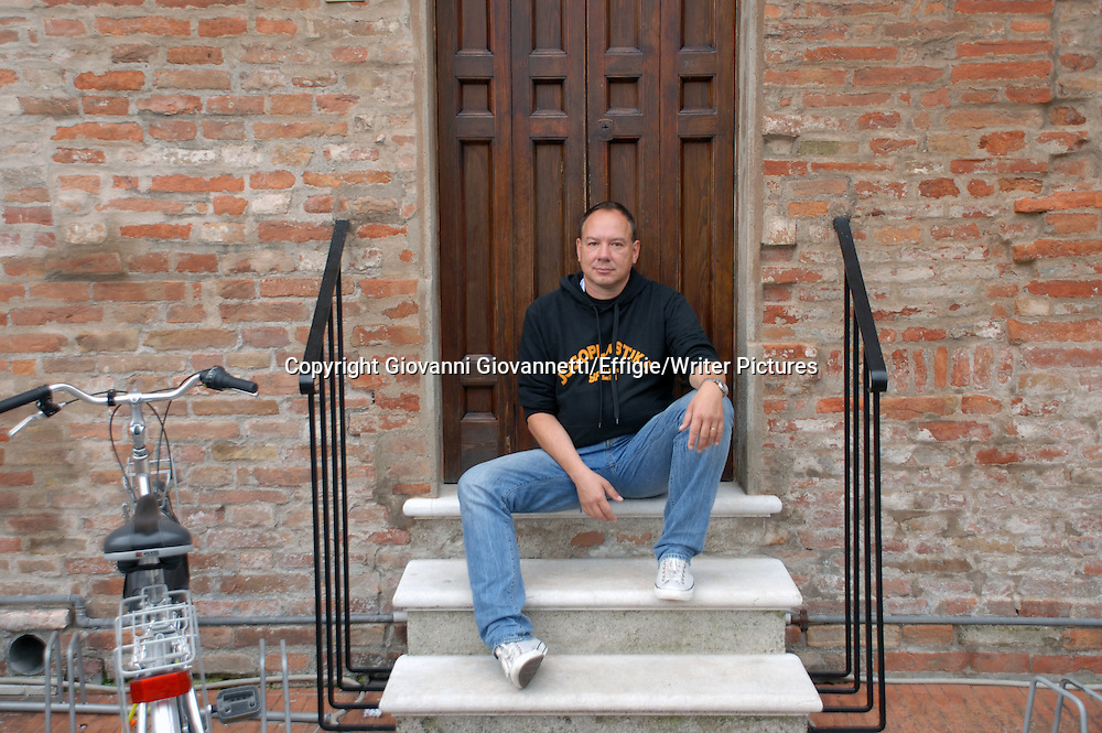 Pavicic Jurica, Festivaletteratura Mantova<br /> 05 September 2014<br /> <br /> Photograph by Giovanni Giovannetti/Effigie/Writer Pictures <br /> <br /> NO ITALY, NO AGENCY SALES
