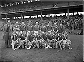 1955 Railway Cup Hurling Final Connacht v Munster