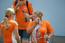 Werner Nicole, (NED)<br /> European Championships - Aachen 2015<br /> © Hippo Foto - Dirk Caremans<br /> 13/08/15