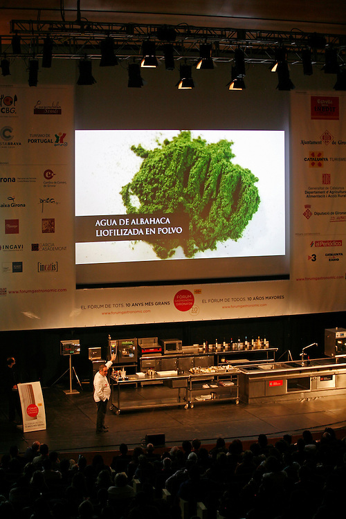 The best Catalan cooks of the guide Michelin.