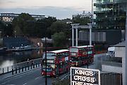 King's Cross, London, 21 September 2016