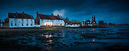 The Royal Oak public house at Langstone, Hampshire.<br /> Picture date: Tuesday December 29, 2015.<br /> Photograph by Christopher Ison &copy;<br /> 07544044177<br /> chris@christopherison.com<br /> www.christopherison.com