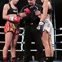 Iman Barlow ( England ) vs Filipa Correia ( Portugal ) 54 kg