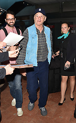 Bill Murray is seen arriving at Nice airport for the Cannes film festival. 14 May 2019 Pictured: Bill Murray. Photo credit: NewMediaImages/MEGA TheMegaAgency.com +1 888 505 6342