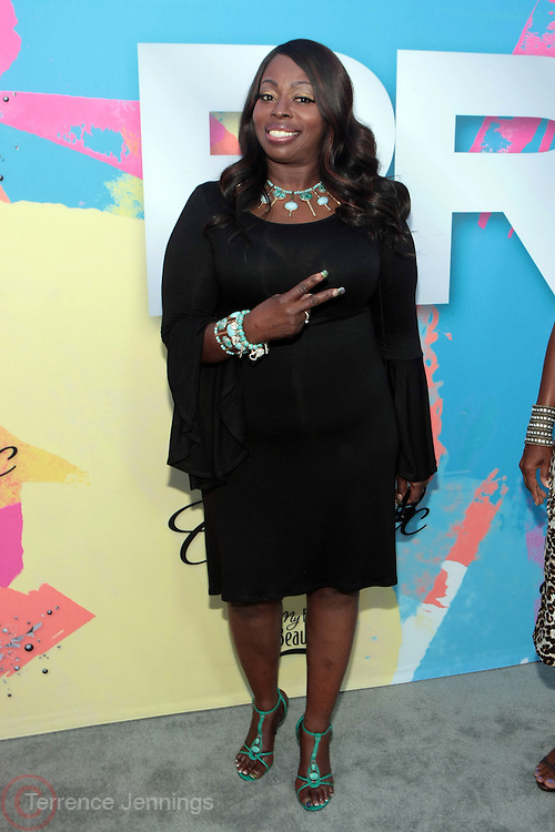 """Los Angeles, CA-June 29: Recording Artist Angie Stone attends the Seventh Annual """" Pre """" Dinner celebrating BET Awards hosted by BET Network/CEO Debra L. Lee held at Miulk Studios on June 29, 2013 in Los Angeles, CA. © Terrence Jennings"""