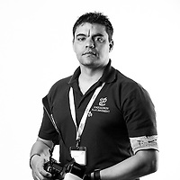 Darren Kamara, RAF Regiment, 2006-2013, Lance Corporal, Operations: Iraq, Afgahnistan, Veterans Portrait Project UK, Eastbourne, England.  During his service Darren Kamara injured his neck causing servere nerve pain. In September 2013 he was medically discharged.  Darren is now a succesful photographer and has also competed in the Invictus Games.