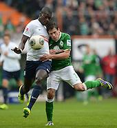 Fussball Bundesliga 2013/2014: SV Werder Bremen - SC Freiburg