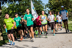 Priprave na Volkswagen 22. Ljubljanski maraton 2017, on July 15, 2017 in Koseze, Ljubljana, Slovenia. Photo by Vid Ponikvar / Sportida