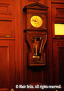 PA Capitol Complex House Speaker's Office, Antique Clock, Harrisburg, Pennsylvania