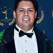 Jason Zavaleta is a director at Gold Movie Awards at Regents Street Theatre, on 9th January 2020, London, UK