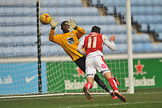 COVENTRY v FLEETWOOD 27/2/2016