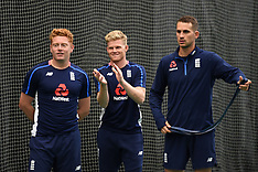 England Nets Session - 5 June 2017