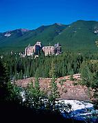Banff Springs Hotel, Banff National Park<br />
