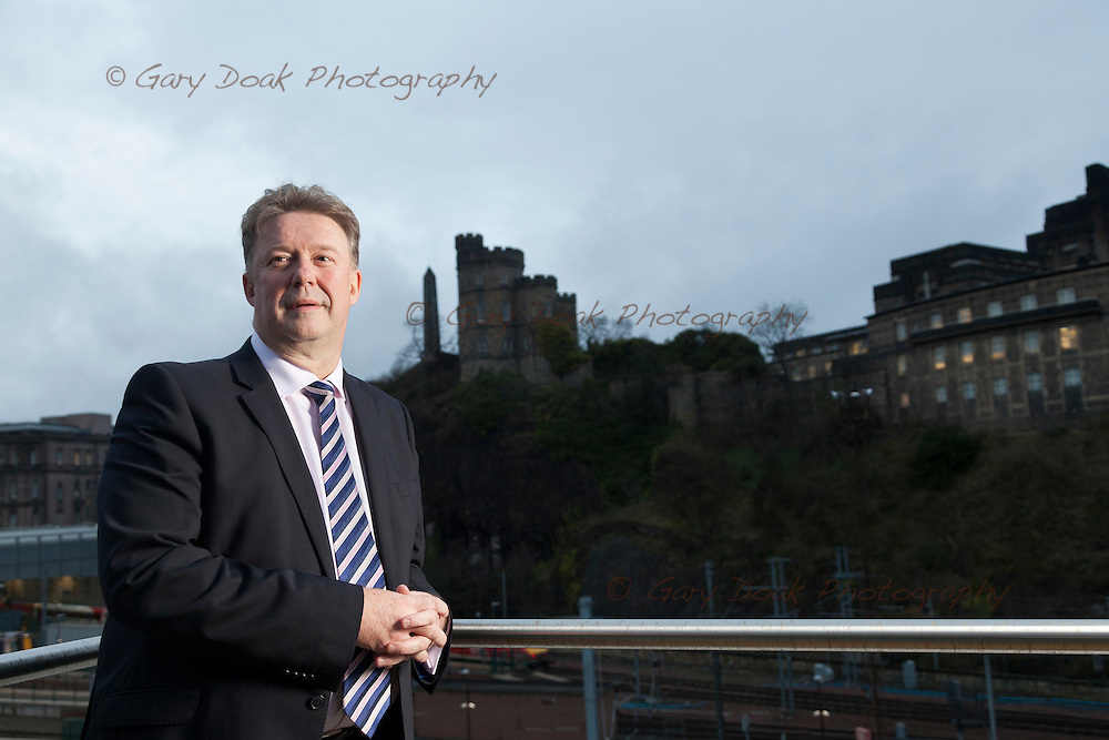 Andrew Kerr, Chief Executive, The City of Edinburgh Council.<br /> <br /> Edinburgh, Feb 2016<br /> Picture by Gary Doak