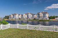 Architectural Image of Riverwoods of Rivers Edge Apartments in Salisbury Maryland by Jeffrey Sauers of Commercial Photographics, Architectural Photo Artistry in Washington DC, Virginia to Florida and PA to New England