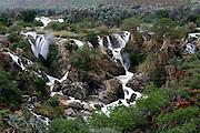 Epupa Falls, Kaokoland, Northwestern Namibia, Africa..© Zute & Demelza Lightfoot.www.lightfootphoto.com