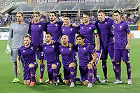Fiorentina Line Up<br /> Luigi Sepe, Marcos Alonso, Davide Astori, Facundo Roncaglia, Gonzalo Rodriguez, Josip Ilicic, Nikola Kalinic<br /> Jakub Blaszczykowski, Milan Badelj, Iglesias Borja Valero, Mati Fernandez<br /> Firenze 17-09-2015 Stadio Artemio Franchi<br /> Football Calcio Europa League 2015/2016 <br /> Group Stage - Group I <br /> Fiorentina - Basilea / Fiorentina - Basilea (1-2)<br /> Foto Luca Pagliaricci / Insidefoto<br /> Fiorentina captain Davide Astori dies suddenly aged 31 . <br /> Astori was staying a hotel with his team-mates ahead of their game on Sunday away at Udinese when he passed away. <br /> Foto Insidefoto