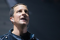 Wembley Arena, London, October 6th 2016. Dress rehearsal of Bear Grylls: Endeavour presented by Land Rover.