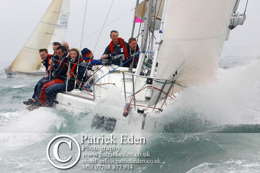 GBR 667, Round the Island Race, 2011, Cowes, Isle of Wight, Photographs © Patrick Eden Sports Photography