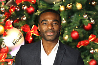Ore Oduba, Daddy's Home 2 - UK Premiere, Leicester Square, London UK, 16 November 2017, Photo by Richard Goldschmidt