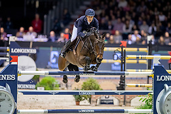 Von Eckermann Henrik, SWE, Fancy Me<br /> Jumping International de Bordeaux 2020<br /> © Hippo Foto - Dirk Caremans<br />  08/02/2020