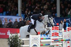 Lambre Santiago, (MEX), Johnny Boy<br /> CSI4* Grand Prix DKB-Riders Tour<br /> Horses & Dreams meets Denmark - Hagen 2016<br /> © Hippo Foto - Stefan Lafrentz