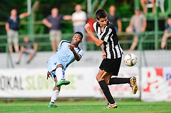 Osuji Amarachi Bede of ND Gorica during the football match between ND Mura and ND Gorica in 1st Round of Pokal Slovenije 2015/16, at Fazanerija on August 19, 2015 in Murska Sobota, Slovenia. Photo by Mario Horvat / Sportida