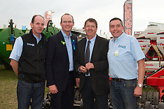 Europumps And Simon Coveney at National Ploughing Championships, at Ratheniska, Co. Laois.