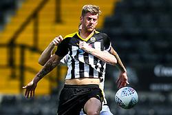 Jonathan Stead of Notts County controls the ball - Mandatory by-line: Robbie Stephenson/JMP - 14/07/2018 - FOOTBALL - Meadow Lane - Nottingham, England - Notts County v Derby County - Pre-season friendly