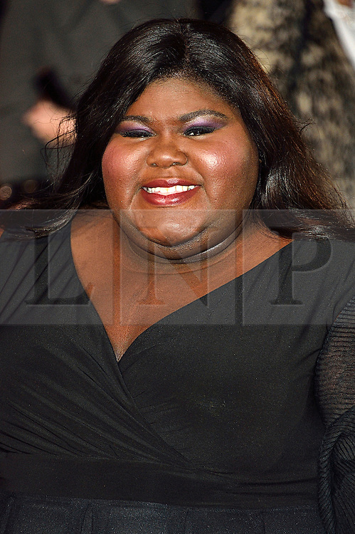 © Licensed to London News Pictures. 22/02/2016. attends the GRIMSBY Film premiere. The film centres around a black-ops spy whose brother is a football hooligan.  London, UK. Photo credit: Ray Tang/LNP
