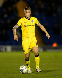 James Clarke of Bristol Rovers - Mandatory by-line: Matt McNulty/JMP - 14/03/2017 - FOOTBALL - Gigg Lane - Bury, England - Bury v Bristol Rovers - Sky Bet League One
