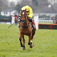 Farbreage and Jeremiah McGrath winning the 2.50 race