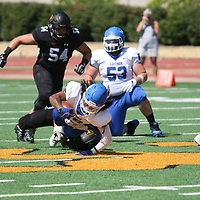 St. Olaf vs Luther, Football 9-8-2018