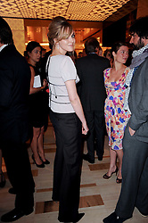 SOPHIE DAHL at a party to celebrate the opening of the Louis Vuitton Bond Street Maison, New Bond Street, London on 25th May 2010.