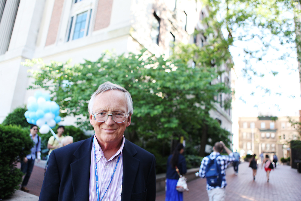 "Richard Hall '61, '64.Daughter: Charlotte Hall '04..""Talk politics with your fellow students."""
