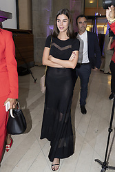 May 3, 2019 - Madrid, Spain - Sandra Gago to the party  presentation of the Mutua Madrid Open 2019, at the Prado Museum in Madrid, Spain, 03 May 2019. The Mutua Madrid Open runs from 3 until 12 May 2019. (Credit Image: © Oscar Gonzalez/NurPhoto via ZUMA Press)