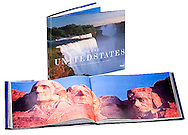 These United States, Signed by Jake Rajs, Introduction by Walter Cronkite, Published by Rizzoli