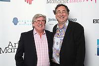 John Glover and Jon Webster (r)