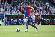 Crystal Palace midfielder James McArthur during the Premier League match between Crystal Palace and Hull City at Selhurst Park, London, England on 14 May 2017. Photo by Andy Walter.