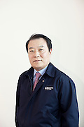 Won, Suk-Cho Senior Executive Vice Presidant of Hyundai Steel Co. Seoul, Korea. 2012
