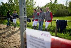 Philippaerts Olivier, (BEL), Bruynseels Niels, (BEL)<br /> Furusiyya FEI Nations Cup of Belgium<br /> Longines Spring Classic of Flanders - Lummen 2015<br /> © Hippo Foto - Dirk Caremans<br /> 01/05/15
