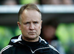 Bristol City manager Sean O Driscoll- Photo mandatory by-line: Matt Bunn/JMP  - Tel: Mobile:07966 386802 19/04/2013 - Hull City v Bristol City - SPORT - FOOTBALL - Championship -  Hull- KC Stadium