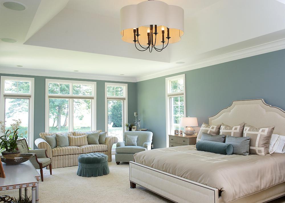 Shurmer home shoot for Lake Erie Living on August 9, 2012