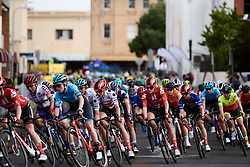 Julia Soek (NED) in the bunch during Stage 4 of 2020 Santos Women's Tour Down Under, a 42.5 km road race in Adelaide, Australia on January 19, 2020. Photo by Sean Robinson/velofocus.com